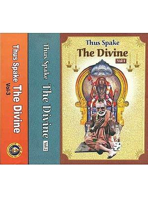 Thus Spake The Divine - Set of 3 Volumes
