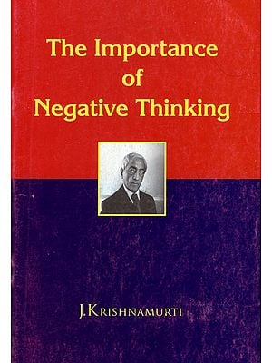 The Importance of Negative Thinking