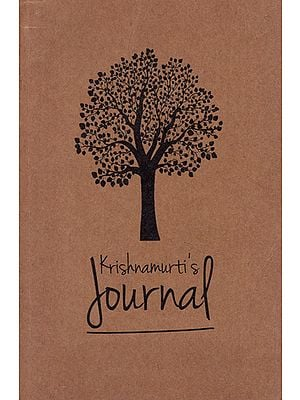 Krishnamurti's Journal