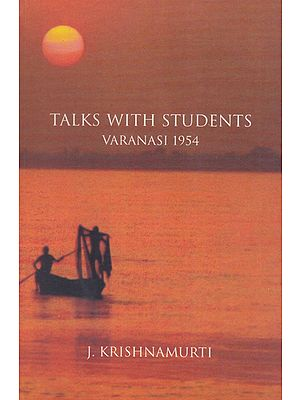Talks With Students Varanasi 1954