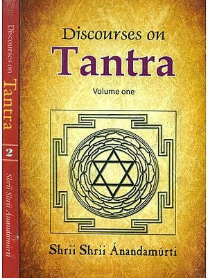 Discourses on Tantra (Set of 2 Volumes)