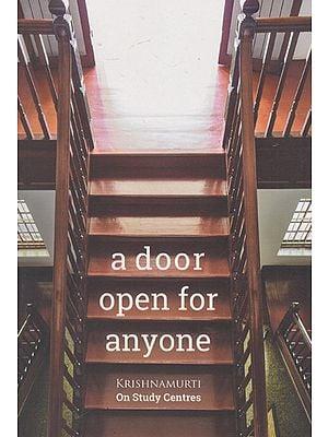 A Door Open for Anyone