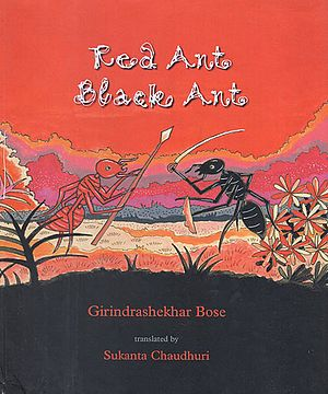 Red Ant Black Ant