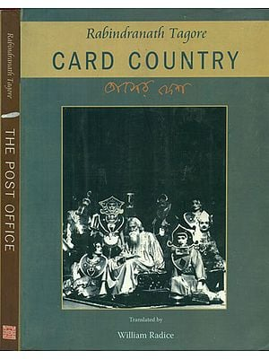 The  Post Office and Card Country - A Set of 2 Books (Old and Rare Books)