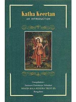 Katha Keertan - An Introduction