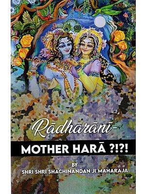 Radharani Mother Hara