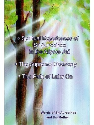 Spiritual Experiences of Sri Aurobindo in the Alipore Jail