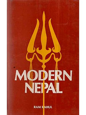 Modern Nepal (An Old and Rare Book)