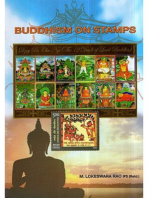 Buddhism On Stamps