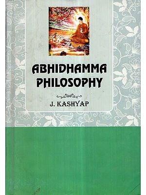 Abhidhamma Philosophy