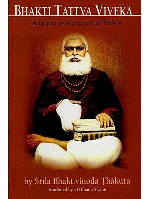 Bhakti Tattva Vivek: Analysis of the Nature of Bhakti (With English Transliteration)