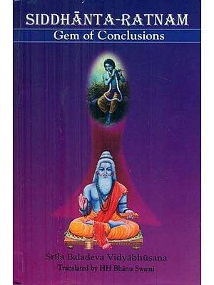Siddhanta Ratnam - Gem of Conclusions