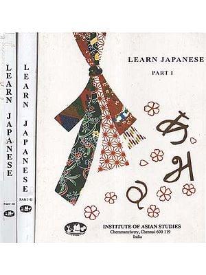 Learn Japanese (Set of Three Volumes)