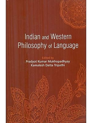 Indian and Western Philosophy of Language