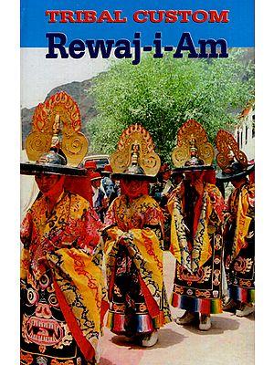 Rewaj-I-An (Tribal Custom of Kulu Sub-Division)