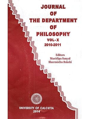 Journal of the Department of Philosophy: Vol- X (2010-2011)