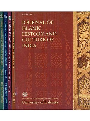 Journal of Islamic History and Culture of India - Special Issue (Set of 5 Volumes)