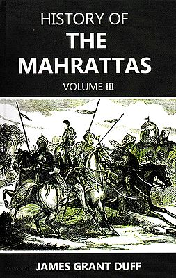 History of the Mahrattas (Volume III)
