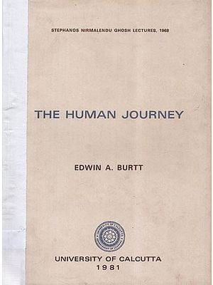 The Human Journey (An Old and Rare Book)