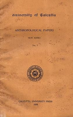 Anthropological Papers (An Old and Rare Book)
