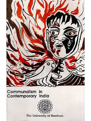 Cummunalism in Contemporary India (An Old and Rare Book)