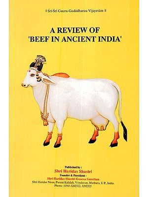 A Review of 'Beef in Ancient India'