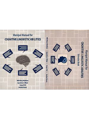 Manipal Manual for Cognitive Linguistic Abilities