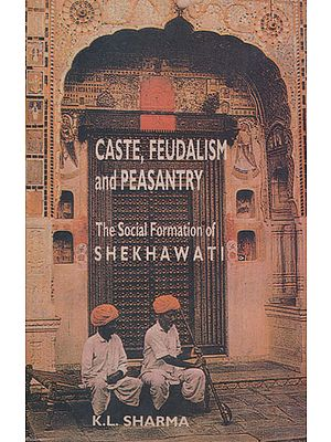 Caste, Feudalism and Peasantry (Social Formation of Shekhawati)