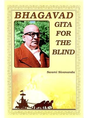 Bhagavad Gita For The Blind