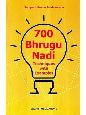 700 Bhrugu Nadi- Techniques With Examples