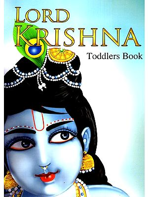 Lord Krishna- Toddlers Book