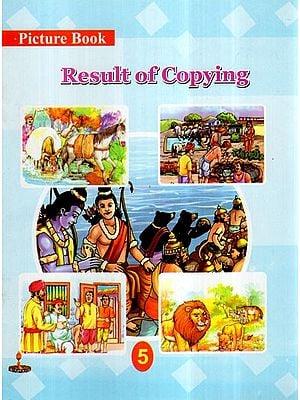 Result of Copying (Children Short Stories)