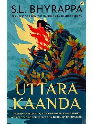 Uttara Kaanda (A Novel)