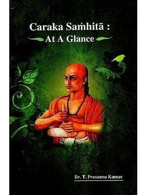 Caraka Samhita- At A Glance