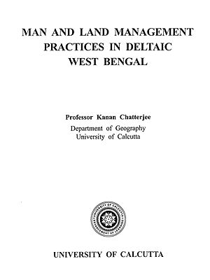 Man and Land Management Practices in Deltaic West Bengal
