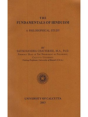 The Fundamentals of Hinduism (A Philosophical Study)