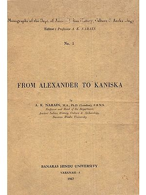 From Alexander to Kaniska (An Old and Rare Book)