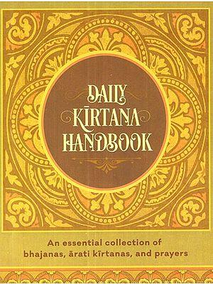 Daily Kirtana Handbook