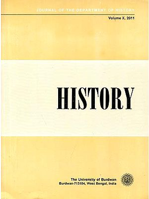History - Journal of the Department of History (Volume X, 2011)