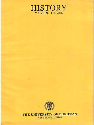 History (Vol. VII, No. 1 - 2005)
