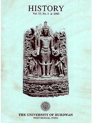 History (Vol. VI  No. 1 - 2003) - An Old Book
