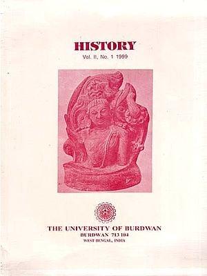 History (Vol. II, No. 1, - 1999) - An Old Book