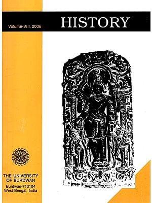 History (Volume - VIII, 2006)