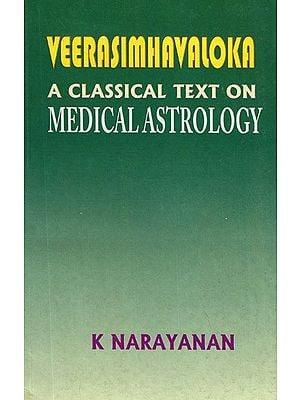Veerasimhavaloka- A Classical Text on Medical Astrology