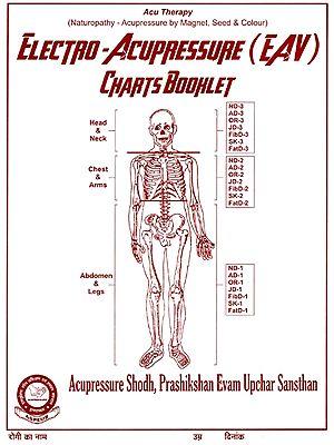 Electro- Acupressure- Charts Booklet (EAV)
