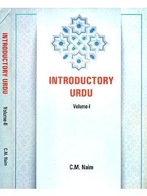 Introductory Urdu (Set Of 2 Volume)