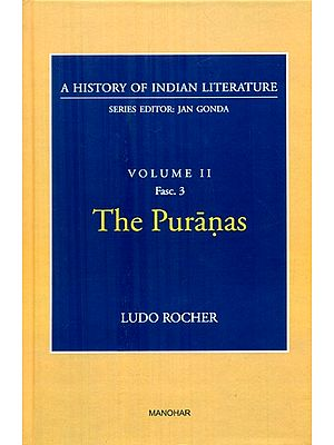 The Puranas- A History Of Indian Literature