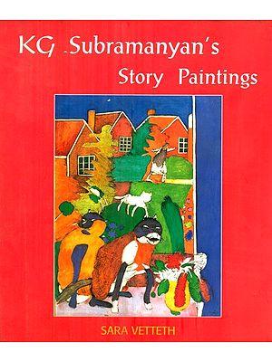 KG Subramanyan's Story Paintings