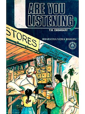 Are You Listening (An Old Book)