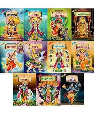 Mythology Series (Set of 11 Books)